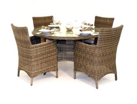 mobili rattan giardino tavoli da giardino in rattan tavoli per giardino