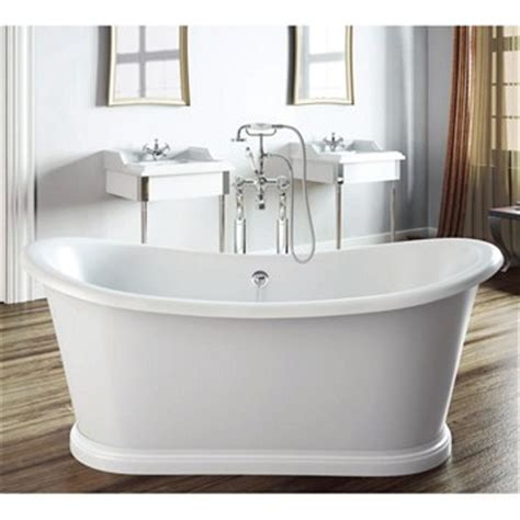 americh bathtub reviews americh international boat freestanding bathtub white