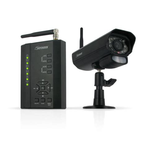 defender px301 012 digital wireless dvr security system