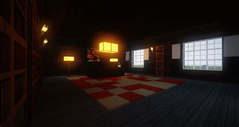 what room does fear room from the layers of fear minecraft project