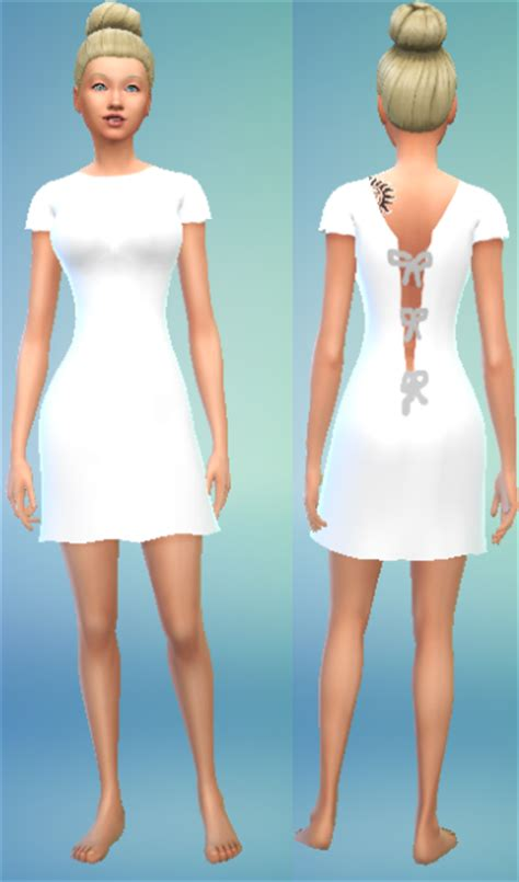 Hospital Gown Sims 4 Cc | welcome to the freak show hospital gown 3 sims 4