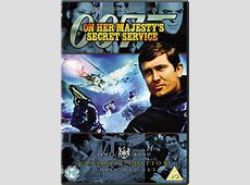 DVD + Blu-Ray :: MI6 :: James Bond 007 George Lazenby James Bond