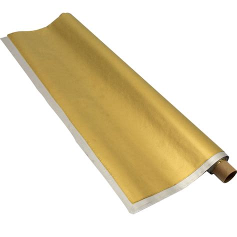 Gold Craft Paper - tissue paper roll gold silver bright ideas crafts