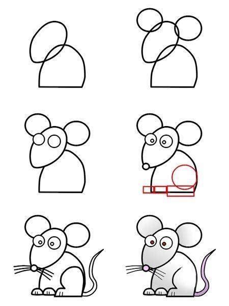 imagenes bonitas para dibujar facil c 243 mo aprender a dibujar animales paso a paso im 225 genes videos