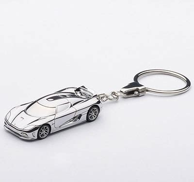 koenigsegg keychain amiami character hobby shop autoart design 1 87