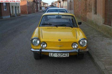 vendo seat 850 sport coupe venta de veh 237 culos y coches