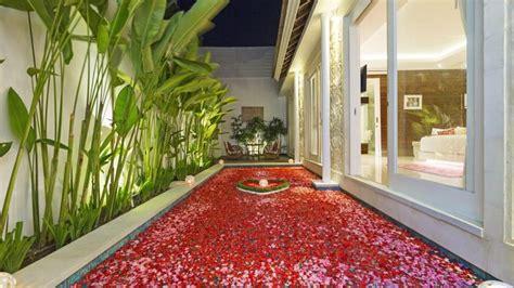 crown bali villa honeymoon villas