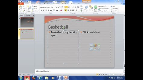 Powerpoint 2010 Tutorial Youtube Powerpoint 2010 Tutorial