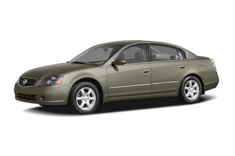 2006 nissan ultima 2006 nissan altima information