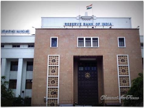 rbi bank india chennai in focus city reserve bank of india