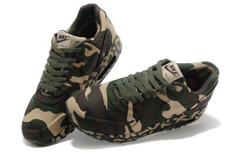 Sneakers Motif Army Gotrack Camo Green cheap nike air max 2009 nike air max 87 camouflage