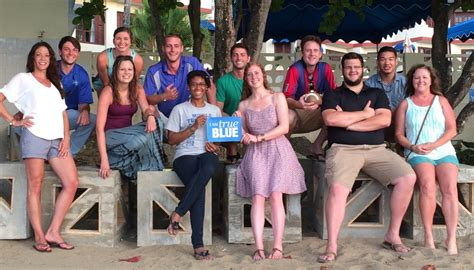 Tennessee Tech Mba by Concrete Industry Study Abroad Builds Reefs