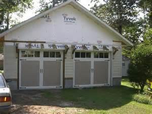 garage doors medium and journals on