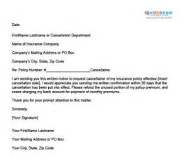 Insurance Cancellation Letter Geico Termination Letter Sample Real Estate Forms