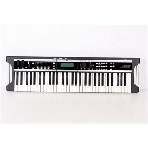 Keyboard Korg X50 61 by Korg X50 61 Key Synthesizer Musician S Friend