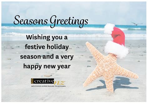 new year cards nz seasons greetings from creative new zealand creative new