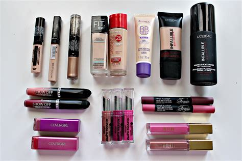 Makeup Drugstore New Drugstore Makeup 2015 Mini Reviews
