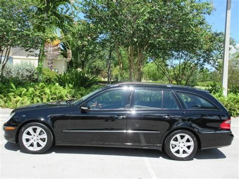 Mercedes E Class Wagon For Sale by Mercedes Station Wagon In Florida For Sale 82 Used