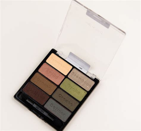 comfort zone palette wet n wild comfort zone eyeshadow palette review photos