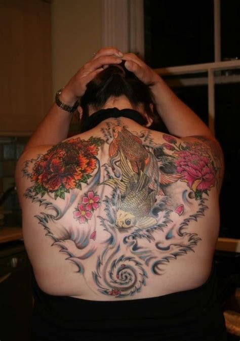 women s full back tattoos back tattoos for tattoos