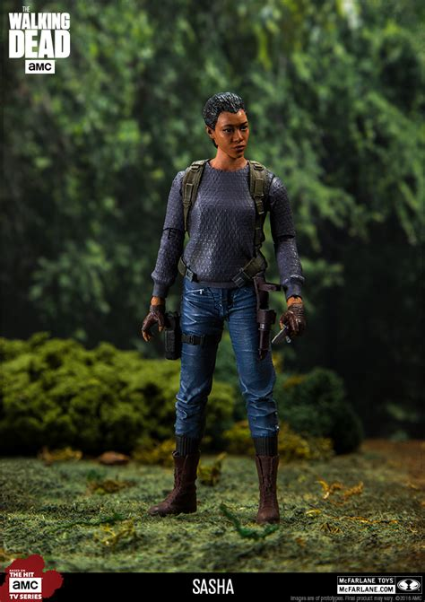 5 inch figures new photos of walking dead 5 inch scale figure the