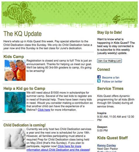 weekly update template bing images