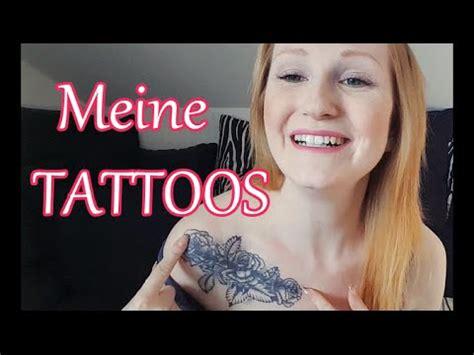 meine tattoo story bedeutung schmerzen stellen youtube