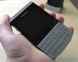 Blackberry Porsche Blackberry Porsche Design P 9981 Review Slashgear