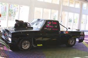 Wheels Truck Drag Racing 4 Bangshift Awesome Truck A Look At The 4wd Miss Misery