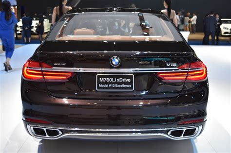 Door Design In India bmw 7 series m760li launched in india at inr 2 27 cr