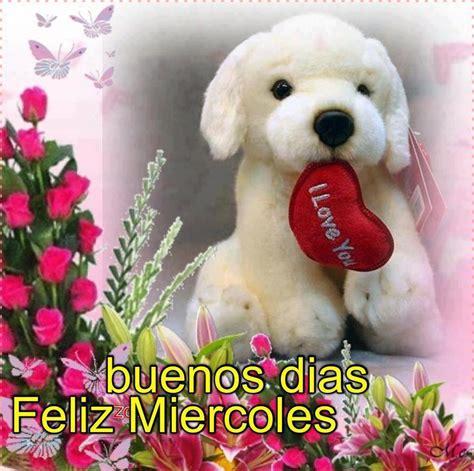 imagenes de buenos dias mi amor feliz miercoles buenos d 237 as feliz mi 233 rcoles tnrelaciones