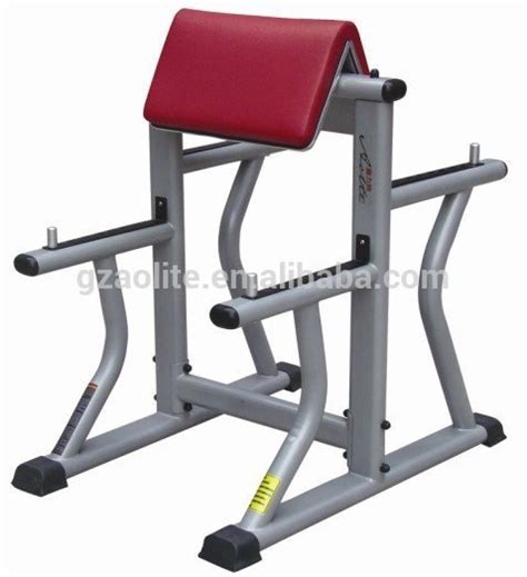 standing preacher bench on sale double sides standing preacher curl bench buy