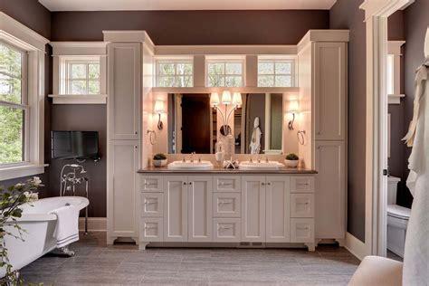 custom vanity cabinets for bathrooms
