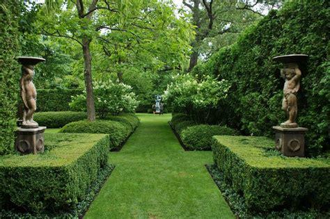 Formal Garden Ideas Formal Garden Designs Landscape Style With Gravel Walkway Nurani