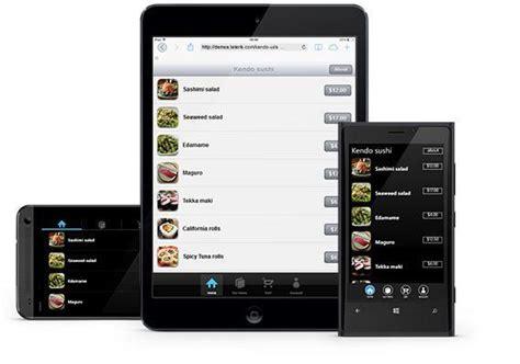 kendo ui mobile listview sle html javascript applications kendo ui