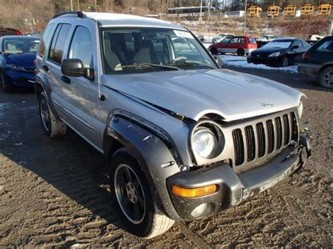 Jeep Liberty Parts 2003 Used 2003 Jeep Liberty Front Part 727723
