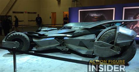Batmobile Batman V Superman figure insider 187 batmobile from batman v superman of justice set for exclusive