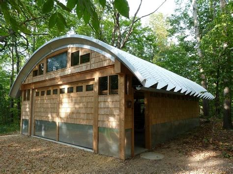 metal arch homes steel arched roof curved and clear span roof