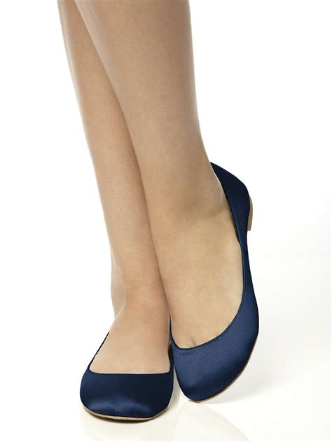 navy blue flat wedding shoes wedding flats navy blue wedding shoes