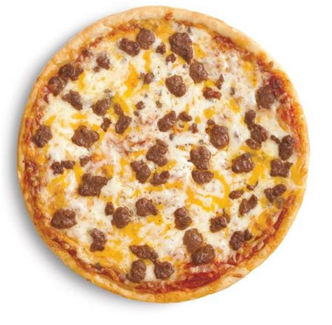 Beef Pizza Medium beef pizza medium thin crust hy vee aisles grocery shopping