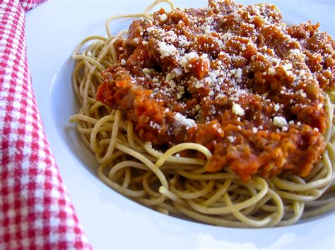 pasta sauce recipes spaghetti and meat sauce recipes dishmaps