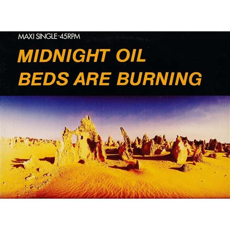 beds are burning midnight oil beds are burning by midnight oil 12inch with neil93 ref