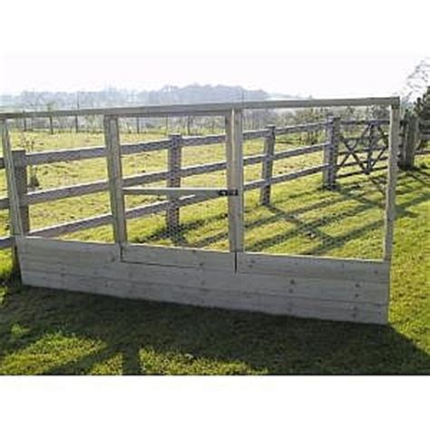 pen sections for sale gate pen section from agrigame uk ltd