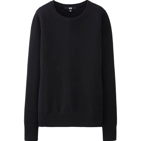 Uniqlo Sweatshirt Vintage Sweater 1 uniqlo neck sweater in black lyst
