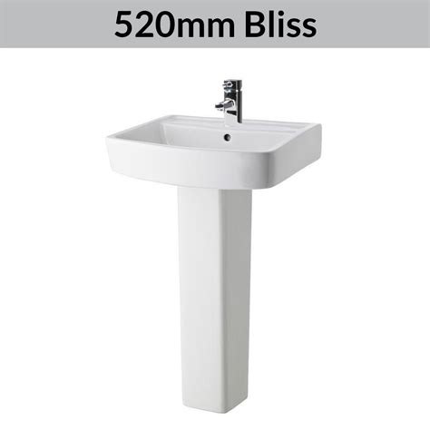 Modern Pedestal Bathroom Sinks by Modern Bathroom Basin Sinks Wash Pedestal Sink