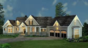 Luxury Ranch House Plans For Entertaining Luxury House Plan 98267 Total Living Area 2498 Sq Ft 3 Bedrooms And 3 5 Baths