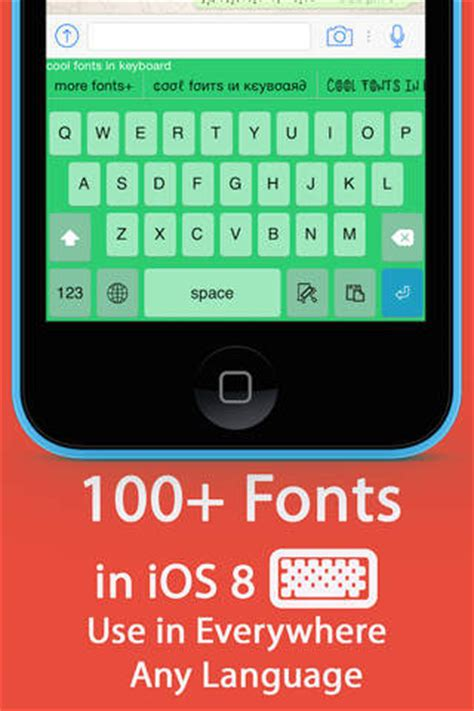 keyboard themes for ios 6 all about color fonts keyboard pro cool font keyboards