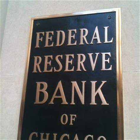 federal reserve bank of the united states federal reserve bank of chicago banks credit unions