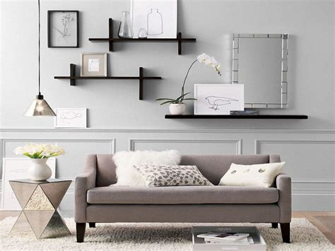 wall shelving ideas for living room living room storage shelves living room floating shelves