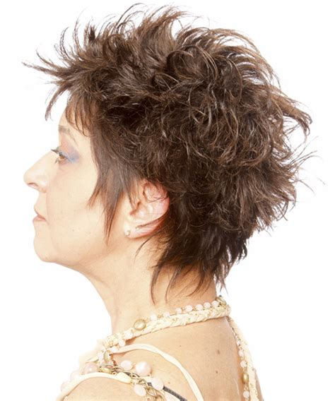 hairstyles uniform cut short straight casual hairstyle